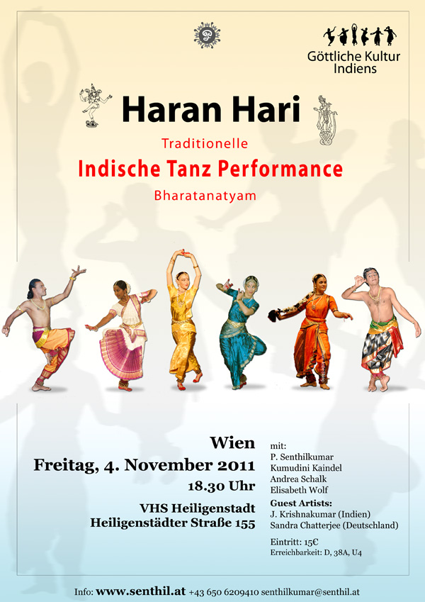 Haran Hari Tanzperformance Wien